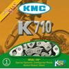 KMC K-710 Kette silver/black